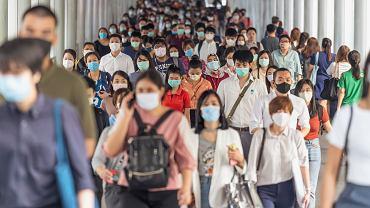 WHO przestrzegła przed wydawaniem 'paszportów odporności' (fot. Shutterstock)