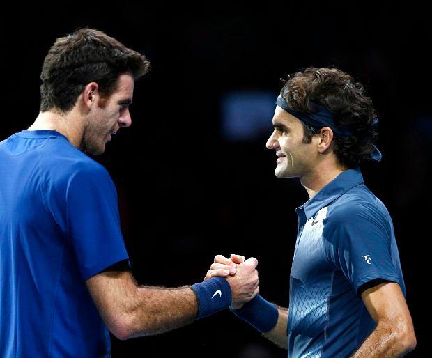 """Tenis. Federer ma nowego trenera. To jego """"bohater z dzieciństwa"""""""