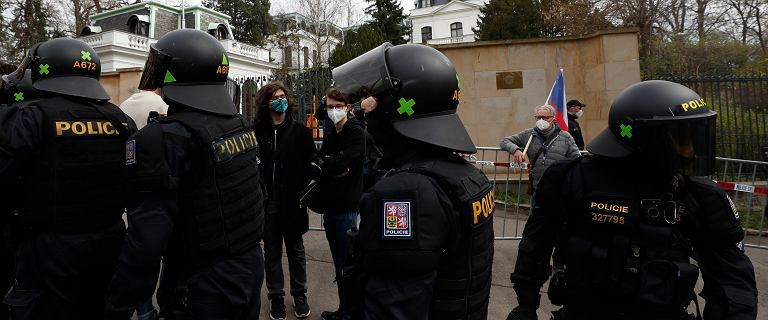 Rosja. 20 czeskich dyplomatów musi opuścić kraj. Mają na to 24 godziny