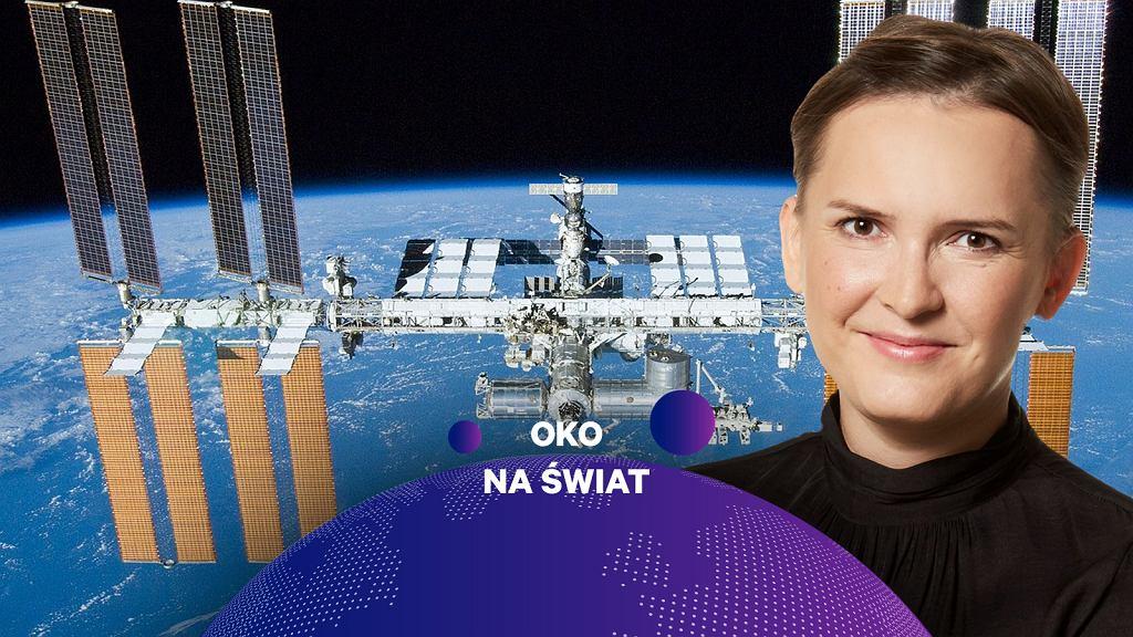 W kosmosie szykują się zmiany. Rosja zaskakuje zapowiedzią ws. stacji. I stawia na partnera ze wschodu