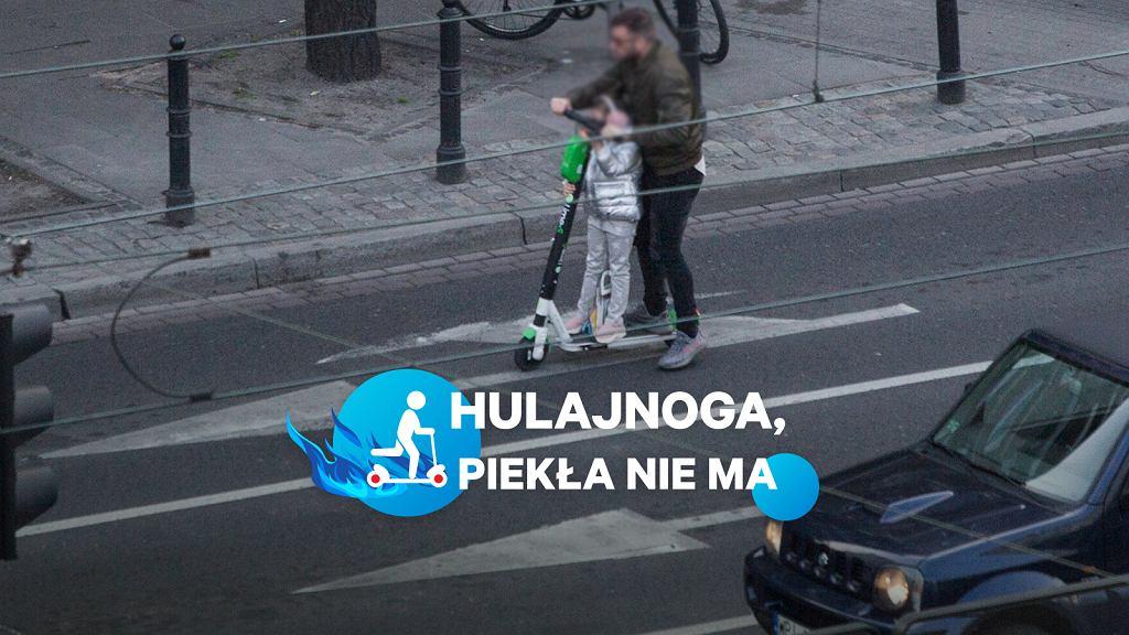 Elektryczne hulajnogi zrobiły na polskich drogach i chodnikach sporo zamieszania