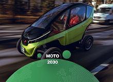 Polski samochód elektryczny Triggo. Żona radzi: patentować [MOTO 2030]