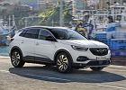 Opel Grandland X z silnikiem 1.6 180 KM - cennik. Najmocniejsza benzyna w ofercie