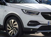 Opel Grandland X - prezentacja modelu