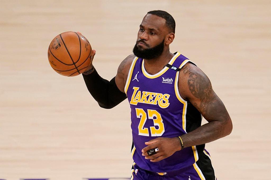 LeBron James z udziałami w kolejnym klubie piłkarskim. Gwiazdor NBA inwestuje w Hiszpanii