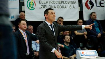 Miodrag Rajković, trener PGE Turowa Zgorzelec