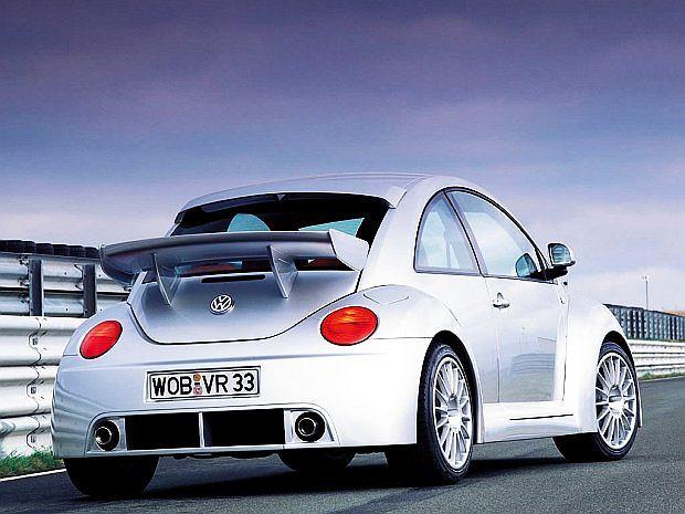 New Beetle RSi kosztował aż 128 000 marek. Był to najdroższy Garbus wszech czasów