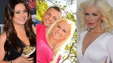Mila Kunis, Trybson i Eliza, Christina Aguilera