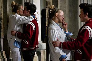 Jessica Mercedes całuje się z chłopakiem