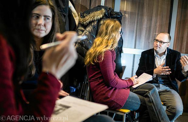 Kilkunastu przedstawicieli trzech śląskich uczelni umówiło się z dziennikarzami regionalnych mediów na sesję szybkich randek w Centrum Popularyzacji Nauki Politechniki Śląskiej w Gliwicach