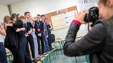 W sobotę 70 młodych Europejczyków spotkało się w I LO Dwujęzycznym im. E. Dembowskiego w Gliwicach