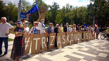 Wyniki wyborów prezydenckich. W Gorzowie Trzaskowski o ponad 11 proc. lepszy od Dudy
