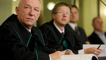 Były minister Sprawiedliwości  Zbigniew Ćwiąkalski