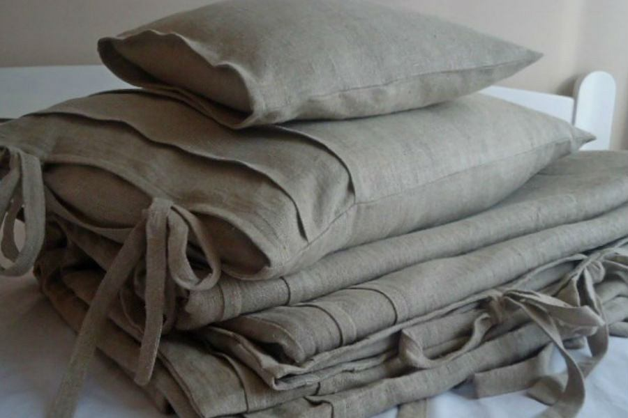 Len i naturalne tkaniny