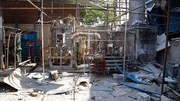 zdjęcie ilustracyjne - Eksplozja w Teheranie, 7.07.2020. W Iranie od kilku dni dochodzi do serii wybuchów i pożarów.