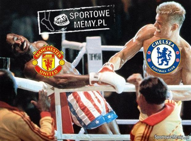 Zdjęcie numer 22 w galerii - Co powiedział Mourinho Conte po końcowym gwizdku? Portugalczyk wyśmiewany [MEMY]