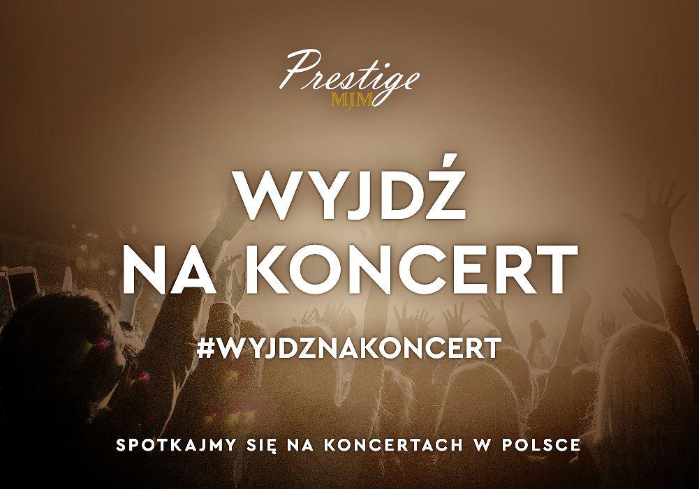 Wyjdź na koncert!