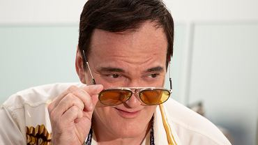 Quentin Tarantino na rosyjskiej premierze 'Once Upon a Time in Hollywood'