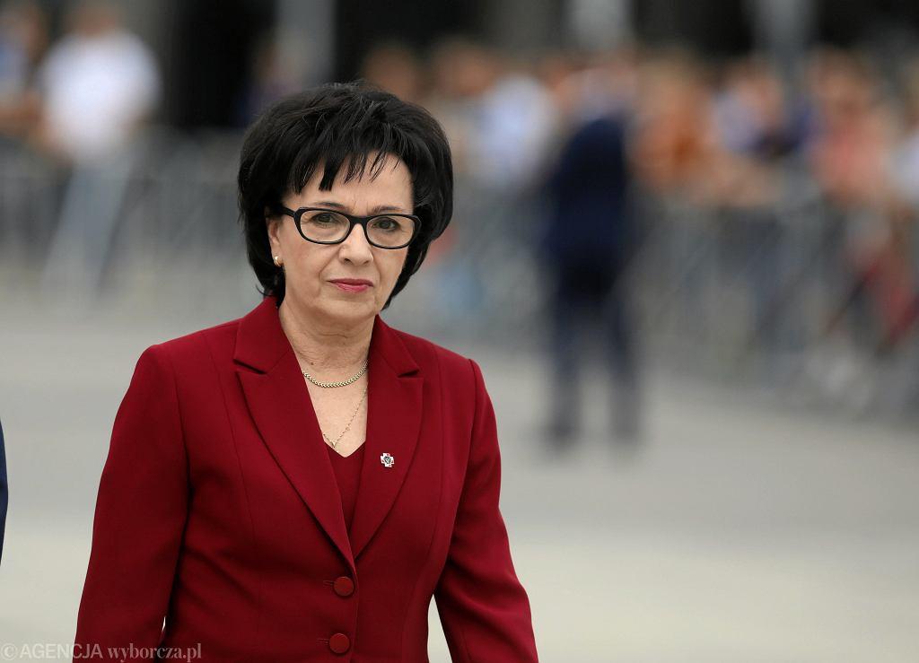 Marszałek Sejmu Elżbieta Witek, została ponowie wybrana do Sejmu.