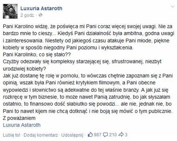 Luxuria Astaroth