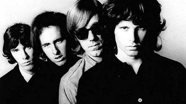 The Doors: od lewej John Densmore, Robby Krieger, Ray Manzarek i Jim Morrison
