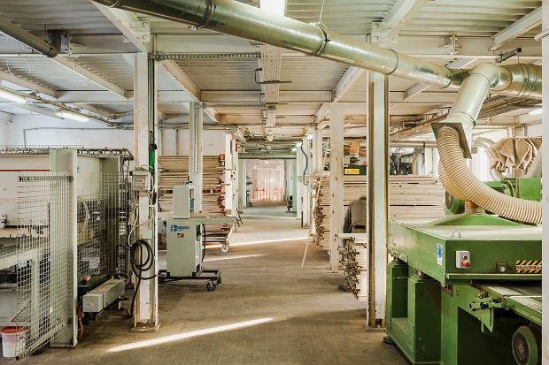 Jasno, pachnąco i cicho - nie tak wyobrażaliśmy sobie zakład produkcji trumien