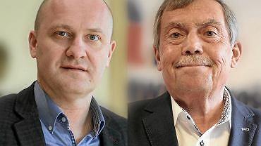 Piotr Krzystek i Bartłomiej Sochański