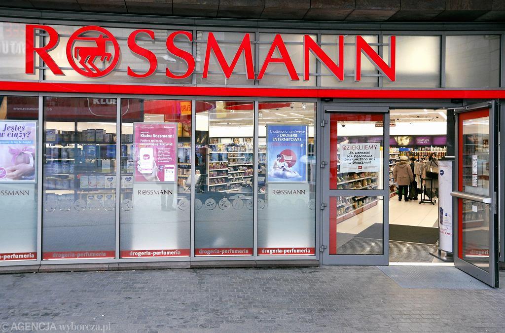 16 września rozpocznie się kolejna promocja w sklepach Rossmann (zdjęcie ilustracyjne)