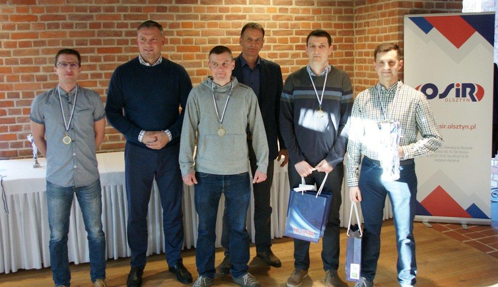 Zakończenie zmagań Olsztyńskiej Ligi Siatkówki Amatorów