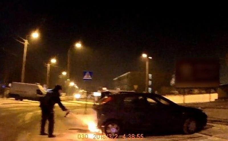 Akcja policji w Białymstoku
