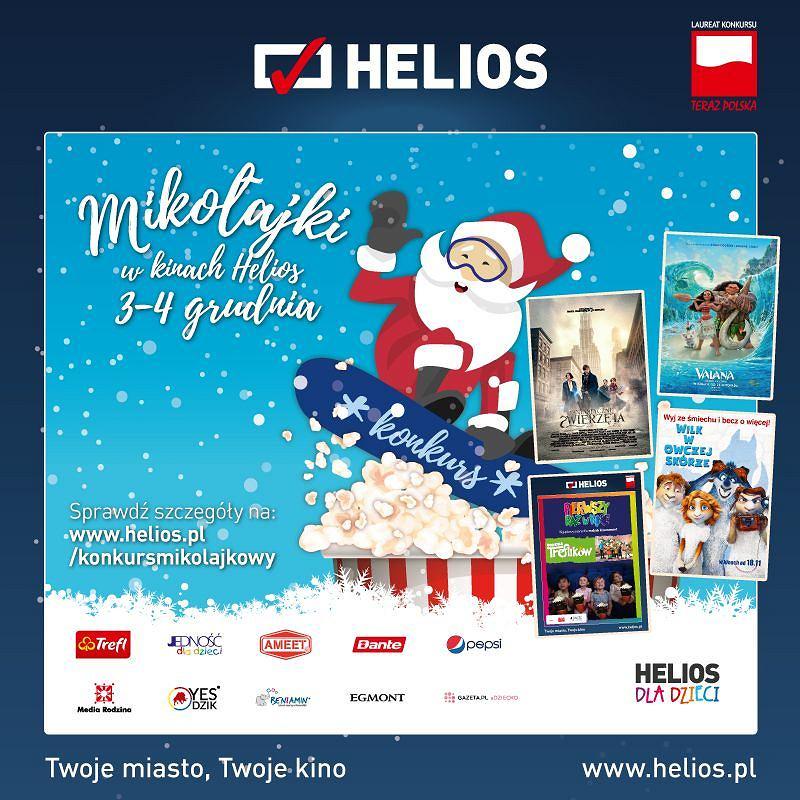 Helios: Konkurs Mikołajowy