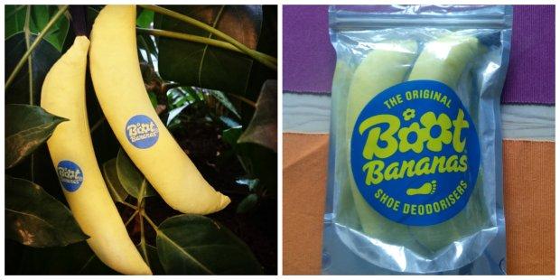 boot bananas, akcesoria do biegania, sprzęt do biegania