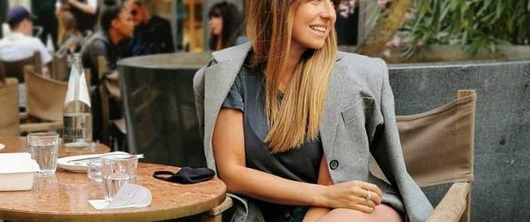 """Anna Lewandowska w modnych butach, które podzieliły internautów: """"Przepiękne"""", """"Co za trupięgi"""""""