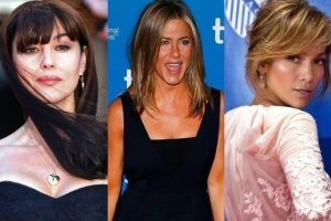 Monica Bellucci, Jennifer Aniston i Jennifer Lopez