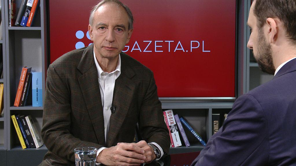 Gość Porannej rozmowy Gazeta.pl
