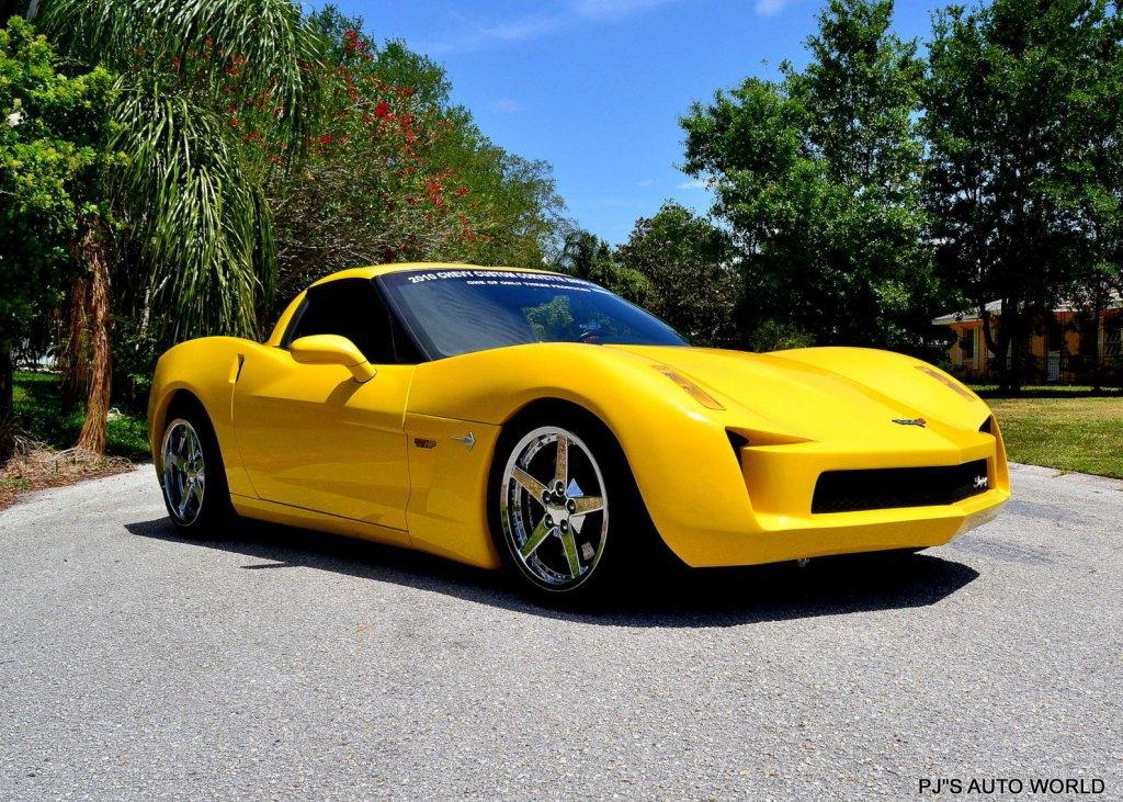 Replika Corvette C7 Stingray