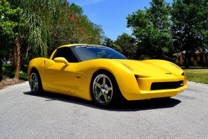 C7 Corvette Stingray | Coś poszło nie tak