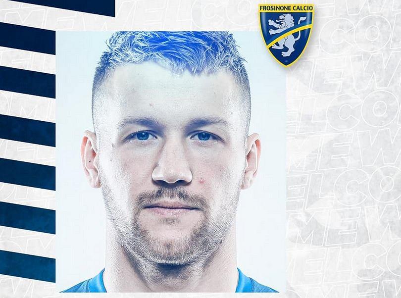 Piotr Parzyszek piłkarzem Frosinone