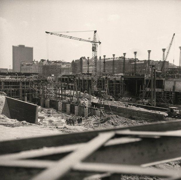 Warszawa lat 70.