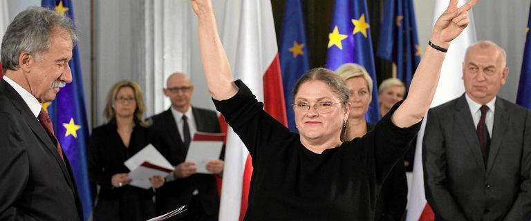 Atak Pawłowicz na życzenia Mosbacher trafił do zagranicznych mediów