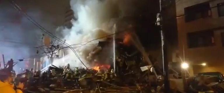 Japonia: eksplozja w restauracji w Sapporo. Są ranni