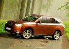 Mitsubishi Outlander - test | Pierwsza jazda