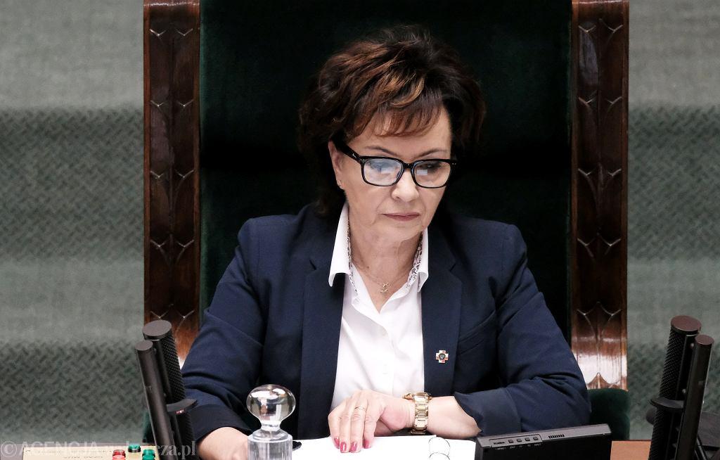 Marszałek Elżbieta Witek