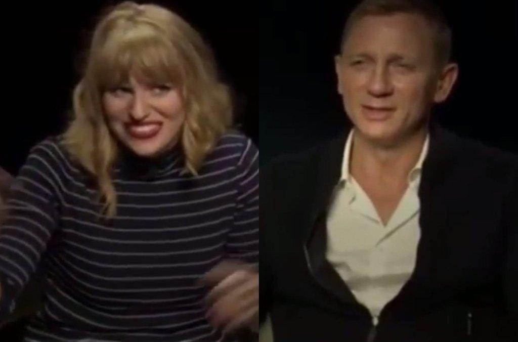 Sarah Powell,Daniel Craig
