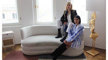 Julia Kuczyńska i Lana Nguyen