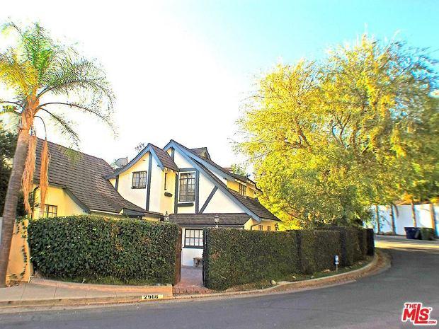 Collin Farell - były mąż Alicji Bachledy-Curuś sprzedaje ich wspólny dom w Los Angeles