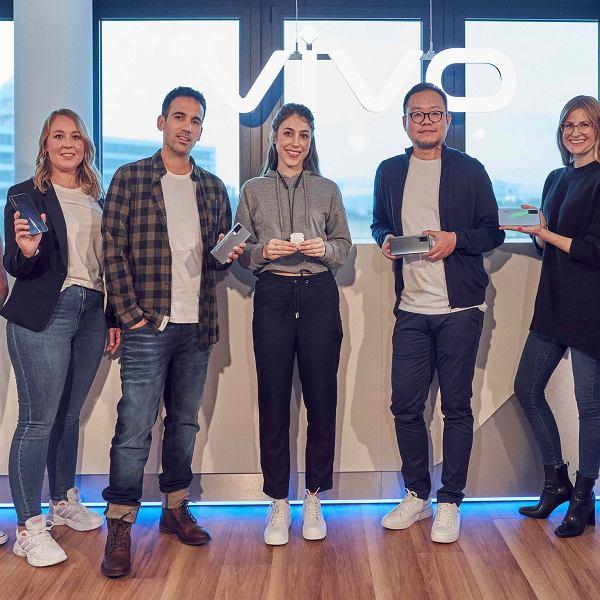 Smartfony Vivi oficjalnie w Polsce