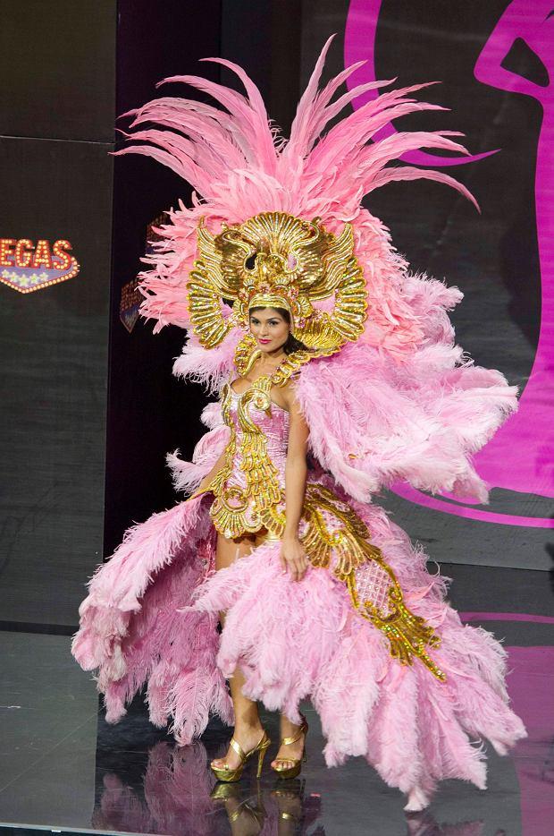 Fabiana Granados, Miss Kostaryki