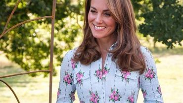Sylwetka Kate Middleton