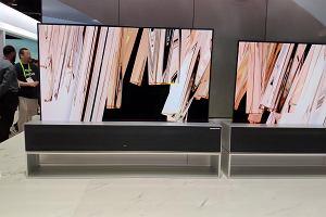 Nadchodzi rolowany telewizor OLED. Jak działa rewolucyjna technologia LG?